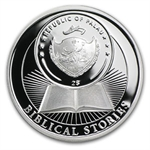 Palau 2012 $2 Proof Silver Biblical Stories - Birth of Jesus
