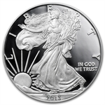 2013-W (Proof) Silver American Eagle PF-69 NGC Early Releases
