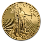 2013-W 1/2 oz Proof Gold American Eagle (w/Box & CoA)
