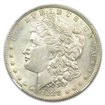 1888-O Morgan Dollar AU-53 NGC VAM-21 Oval O Top-100