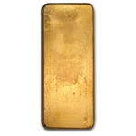 1 Kilo (32.15 oz) Gold Bar - Heraeus - .9999 Fine