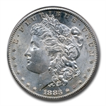 1883-S Morgan Dollar MS-63 PCGS