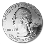 2013 5 oz Silver ATB Mount Rushmore National Park, SD (12/11)