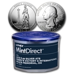 2013 5 oz Silver ATB Perry's Victory (10-coin MintDirect®)