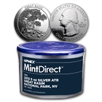 2013 5 oz Silver ATB Great Basin (10-coin MintDirect®)