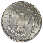 1878 Morgan Dollar - 7/0 TF MS-62 NGC -VAM-30 Double Talons