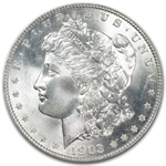 1903-O Morgan Dollar MS-67 PCGS - CAC