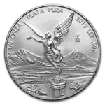 2013 1/4 oz Silver Libertad - Brilliant Uncirculated