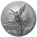 2013 5 oz Silver Mexican Libertad (Brilliant Uncirculated)