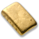 5.13 oz 1959 New York Assay Office Ingot Gold Bar - 999.8 Fine