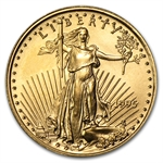 1986-2013 1/10 oz Gold American Eagle Complete 28 Coin Collection
