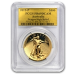 2009 Double Eagle & 2012 Dragon Ultra High Relief Set (69PL)
