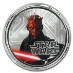 2012 Star Wars 1oz Silver $2 Niue NGC PF-70 UCAM - Darth Maul