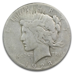 1928 Peace Dollar - Good