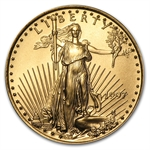 1997 1/4 oz Gold American Eagle - Brilliant Uncirculated