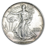 1994 Silver Eagle Love Token - P W A