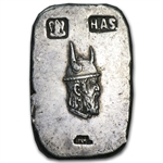 Old Norse Viking 1 oz Silver Ingot Bar - .999 Fine