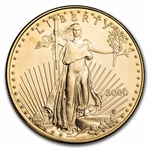 2000 1 oz Gold American Eagle - Brilliant Uncirculated