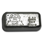 9.52 oz Star Metals Silver Bar .999 Fine