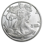1/2 oz Silver Rnd - Walking Liberty Half - .999 Fine (Fractional)