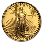 1998 1/10 oz Gold American Eagle - Brilliant Uncirculated