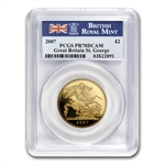 Great Britain 2007 Gold 2 Pounds PR-70DCAM PCGS