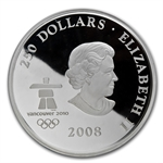 2008 Kilo Silver Canadian $250 - Towards Confederation