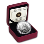 2013 Silver Canadian $20 Coin - Untamed Canada - Arctic Fox