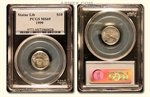 1999 1/10 oz Platinum American Eagle MS-69 PCGS