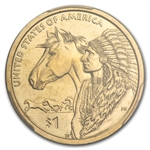 2012-D Native American Sacagawea Dollar Position A MS-68 PCGS