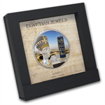Fiji 2012 Proof Silver $50 Egyptian Jewels - Nefertiti