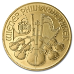 2003 1 oz Gold Austrian Philharmonic - Brilliant Uncirculated