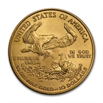 2002 1/4 oz Gold American Eagle - Brilliant Uncirculated