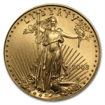 2003 1/2 oz Gold American Eagle - Brilliant Uncirculated