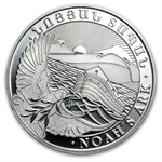 2013 5 oz Silver Armenia 1000 Drams Noah's Ark (Pre-Sale 4/21)