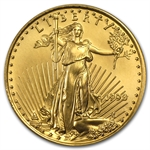 1998 1/2 oz Gold American Eagle - Brilliant Uncirculated
