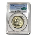 1934 Maryland Tercentenary MS-66 PCGS