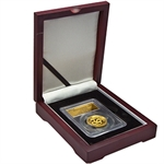 2013 1 oz Ultra High Relief Proof Gold Snake PCGS PR-70 DCAM