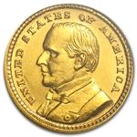 1903 $1.00 Gold Louisiana Purchase - McKinley AU-53 PCGS
