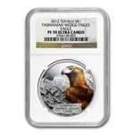 2012 1 oz Proof Silver Wedge-Tailed Eagle - NGC PF-70 UCAM