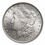1878 Morgan Dollar - 8 Tailfeathers MS-63 PCGS
