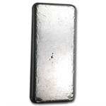 10 oz Credit Suisse Silver Bar .999 Fine (Plain back)