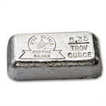 5.35 oz Star Metals Silver Bar - .999 Fine
