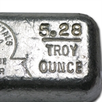 Star Metals 5.28 oz Silver Bar - .999 Fine