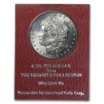 1900-S Morgan Dollar - MS-65 Redfield Hoard