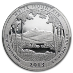 2013-S Silver Proof Quarter ATB White Mountain PR-69 DCAM (FS)