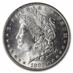 1883-CC Morgan Dollar - MS-64 PCGS
