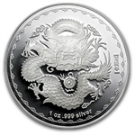 Royal Australian Mint 2012 Year of the Dragon PR-70 DCAM PCGS