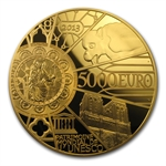 2013 Kilo Gold Proof UNESCO - 850th Anniv. Notre Dame de Paris