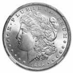 1885-O Morgan Dollar - MS-66 NGC